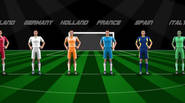Yet another great soccer / football game with European Championship theme. Choose your national team and play the billiard-like football game against the best European teams. Can you […]