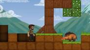 An awesome Minecraft-like 2D game! You have to survive somewhere in the deep forest, mining resources, crafting goods, finding food and defending yourself against hordes of Zombies that […]