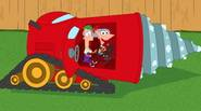 Phineas and Ferb have built an awesome drilling vehicle and want to explore the underworld. Too bad, Candace wanted to follow them and got captured by evil Mole […]
