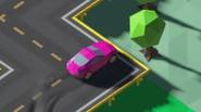A crazy isometric 3D driving game in which you have to drive quickly through a series of dangerous curves. Just observe the road ahead and turn your car […]
