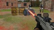 Shoot down all oncoming enemies in this first person perspective shooter. Explore the area and don't get killed too easily. A lot of fun for all trigger happy […]