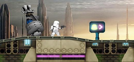 LEGO: EMPIRE VS. REBELS 2016