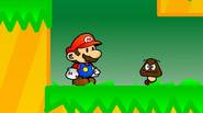 Paper Mario World features Mario who must find kidnapped Princess Peach and defend himself from hordes of enemies. Just use your heavy sledge hammer to fend off from […]