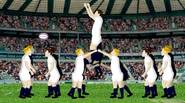 Want to learn rugby, the English way? Then play this game and see how to properly tackle, pass and kick the ball, do line-outs and scrums. Lots of […]