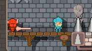 Can you survive the Castle of Ultimate Doom and its many traps, set by the crazy Princess Nectarine. Get to the castle top and place your knights on […]
