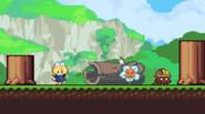 An excellent platform game, inspired by the evergreen classic SUPER MARIO WORLD. As the cute bunny you have to run through the dangerous world, collecting golden coins and […]