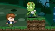 Can zombies and people become friends? In this 2 player platformer game it's true! You have to help each other to collect treasures and food (don't even guess […]