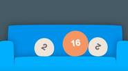 A simple, funny variation of the classic 2048 puzzle game. Match the balls with the same numbers, falling on the couch. Drag them to sum them up. Do […]