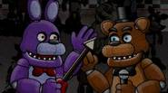 Get ready for a really brutal fight night between all characters of the cult game FIVE NIGHT AT FREDDY'S. Choose your favorite animatronic monster and beat the hell […]