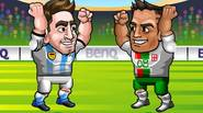 Rolando and Messi have befriended and have an important mission: to collect balls and shoot down alien invaders, looking for the goal on every level. Ronaldo can shoot; […]