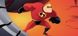 THE INCREDIBLES SAVE THE DAY