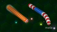 A worthy successor to the SNAKE.IO game. Control your worm, eat dots and other worm's bodies to increase your length and eliminate other worms. Just block their way […]