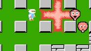 We hope that this game will bring you the best memories from FAMICOM / NES era. As Bomberman, your goal is to eliminate your opponents and make your […]