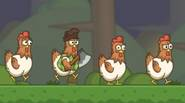 Who said that life of a chicken is boring? It doesn't have to! You and your chicken friends have decided to embark on the dangerous journey in search […]