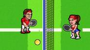 Unleash your fury and win the world tennis trophy in this super-funny tennis game, featuring big-head players. Play solo or against your friend, in Quickmatch or Tournament modes. […]