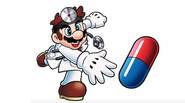 Dr. Mario has to fight the dangerous viruses, playing the Tetris-like game and dropping and manipulating medicine capsules so that they are aligned with viruses of matching colors. […]