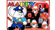 You're Mappy, the brave mouse policeman who has to patrol the huge house full of stolen goods. Unfortunately, the cat thieves are also here – you have to […]