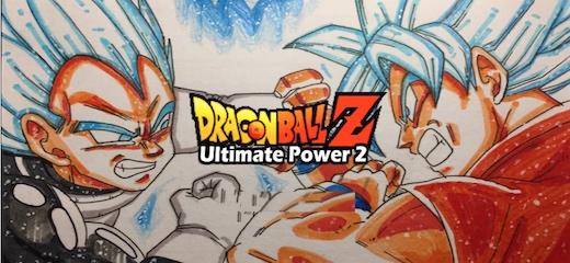 DBZ ULTIMATE POWER 2