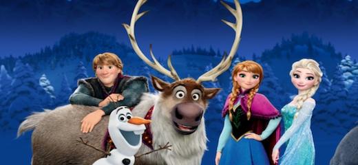 Frozen: Double Trouble - Free Online Games Kizi Mizi