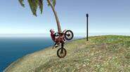 An excellent motocross game in which you have to ride your bike and balance the speed and agility, jumping over obstacles and rushing on clear way towards the […]