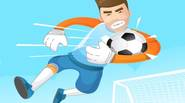 Can you defend all shoots and win the all-time Goalkeeper Challenge? Have fun while catching all these balls! Game Controls: Arrow Keys – Move the goalkeeper