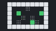 A unique puzzle game in which you have to connect green squares, moving them carefully through complicated mazes. It is relatively simple on the first levels, but gets […]
