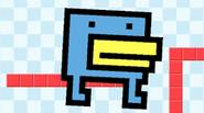 Super Duck Jumpman is a simple platform game in which you have to find the gem on every level, jumping between platforms and avoiding dangers such as traps […]