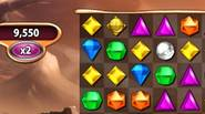 "If you love BEJEWELED, you'll be happy, playing this upgraded version of this classic ""match-three"" game. Just swap adjacent gems to create lines of three or more and […]"