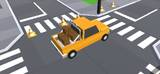 CARGO CARRIER LOW POLY