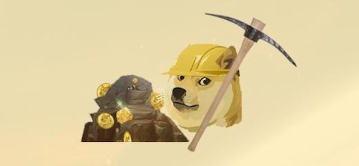 Was ist Dogecoin-Mining?