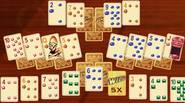 An awesome blend of solitaire and 'match-three' games. Solve the solitaire game, collect gems and then try to match three or more of them to get gold. This […]