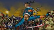 Zombies vs. Ninja? This is a unique opportunity to slash some evil braineaters with your mighty katana sword. Clear all levels from the monsters, use various weapons such […]