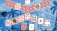 A classic solitaire game with the Miami theme… You have to move all cards from the playing field to the deck at the bottom. Click on the card […]