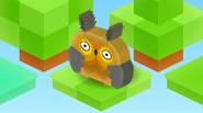 An endless isometric running game, featuring the cute, curious owl that has to safely wander through the green land. Beware of traps and pits! Game Controls: Up Arrow […]