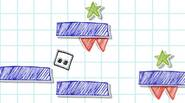 Paper Dash – a funny, hand drawn remake of the classic Geometry Dash game will test your reflexes and skills in a very challenging way! Jump over obstacles, […]