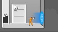 PORTAL, the classic video game, is also available in the free, Flash version! You're locked in a huge lab and someone who operates the lab left you this […]
