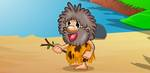 HUNGRY CAVEMAN ESCAPE 2
