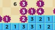 Enjoy the extended version of the classic Minesweeper game, in which the piece numbers describe the sum of numbers placed on the bombs, surrounding the piece. Lots of […]