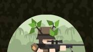 Terrorists have stolen 10 nuclear missiles and it's your goal to retrieve them! Command your spec-ops team and eliminate all targets through 20 levels, scattered in the jungle […]