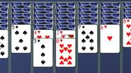 A great Solitaire game for all card games afficionados. Build eight Home Stacks from King to Ace of the same suit to win. Cards must be stacked in […]
