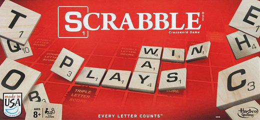 Here it is! Worldwide acclaimed SCRABBLE™ ONLINE lets you play against the AI and test your language skills. Can you beat the know-it-all computer, placing letter tiles on […]