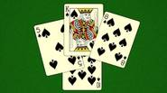 A classic card game in the free online version. The game is a partnership, trick-taking game. The rules are as follows: If possible, you MUST play a card […]