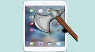 If you are very, very dissatisfied with your iPad or Android tablet, you can destroy it in many sophisticated ways, playing this game. Choose your tool of destruction […]