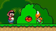 A fantastic remake of the classic Super Mario World with new worlds, levels and over 120 new exits. Bowser, wrought with frustration, has kidnapped all of Yoshi's friends […]