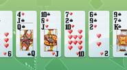 A great solitaire game in which you can play in three modes, with different levels of difficulty. You have to move all cards to the foundations by suit […]