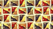 An intriguing version of the classic solitaire game, in which you are using two card decks! Remove all cards from the quilt to make it fly – place […]