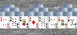 STEEL TOWERS SOLITAIRE