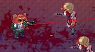 You're a nice kitten, fully equipped in combat gear: bulletproof vest and plasma gun. There's something wrong going around: get out of the lab, full of mutated zombies […]