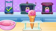 A super sweety and delicious game in which you have to prepare home-made ice cream. You will have to mix various ingredients, freeze them, make your own cones […]