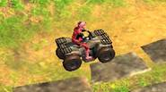 Yet another awesome ATV game for you! Get on your ATV and ride through the mysterious jungle forest where the ancient temple remains will challenge you and your […]